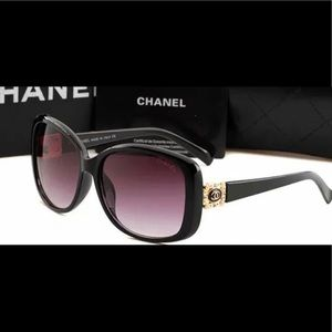 Pre owned Chanel sunglasses